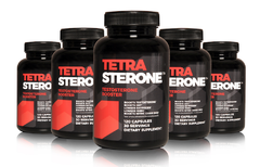 TETRASTERONE -INCREASE TESTOSTERONE MIRRORS -DECREASE IN ESTROGEN LEVELS -DECREASE IN CATABOLISM -INCREASE NUTRIENT TRANSPORT AND BLOOD FLOW